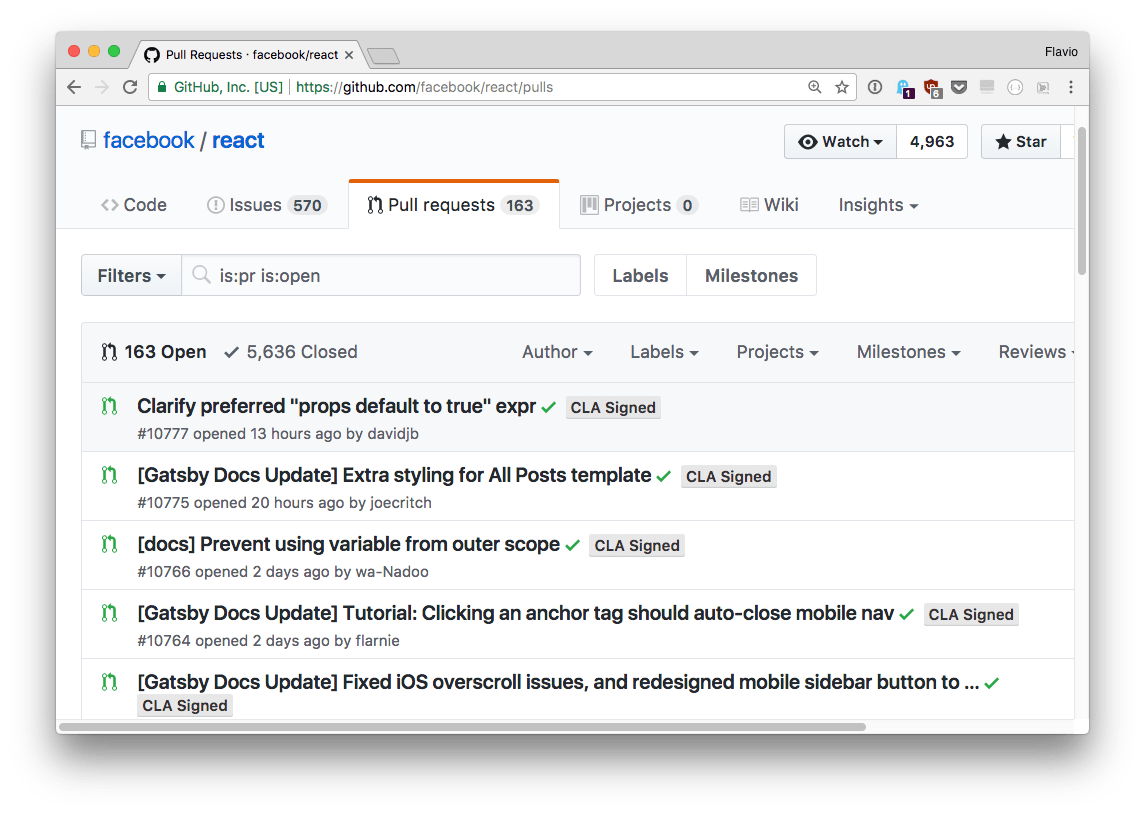 A developer's introduction to GitHub