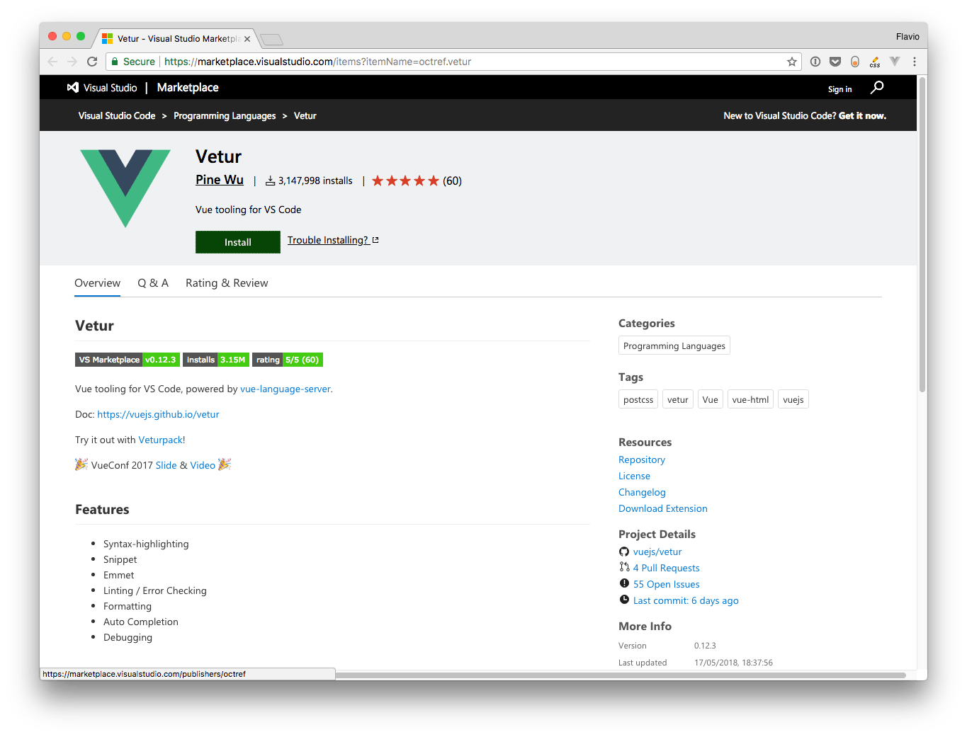 VS Code for Vue js Development Tutorial